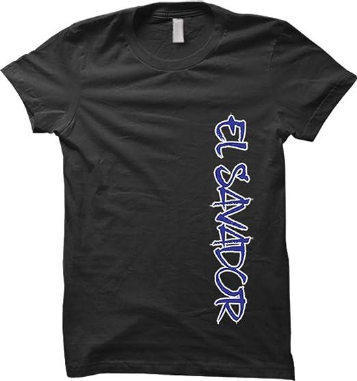 745d4bf3a Amazon.com  El Salvador WOMENS T-shirt Tee  Clothing