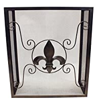 Leigh Country Fireplace Screen