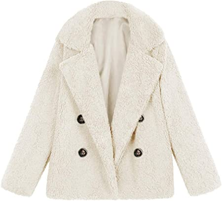 LUCKYCAT Chaqueta Casual de Las Mujeres de Invierno Parka Outwear Ladies Coat Overcoat Outercoat
