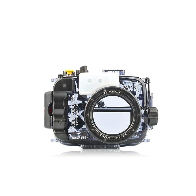 1 opinioni per Seafrogs 60m/59,4m impermeabile fotocamera subacquea di lavoro per