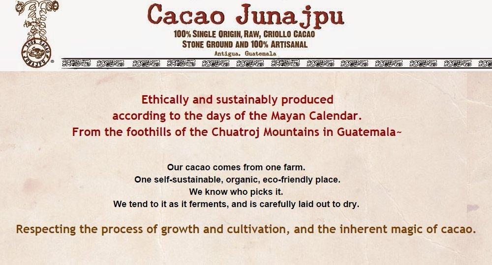 Amazon.com : Junajpu - Mayan Cacao Tea - Loose Leaf (4 Oz.) : Grocery & Gourmet Food