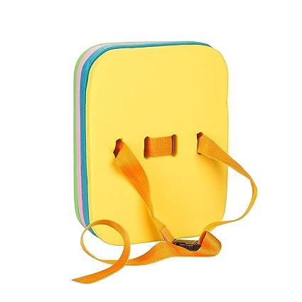 YC - Bañador de Seguridad Flotante con Capas Ajustables, cómodo Dispositivo de flotación para niños