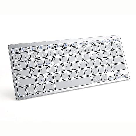TopMate Bluetooth Ultra-Slim Teclado portátil