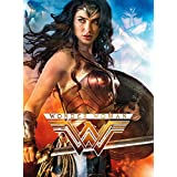 Buffalo Games Wonder Woman-Glow in the Dark Jigsaw Puzzle (1000 Piece)