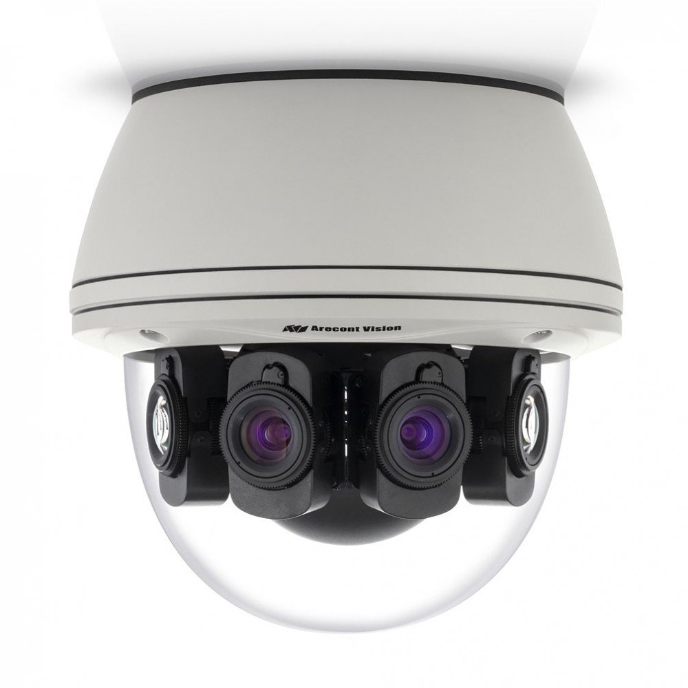 AV20585PM Arecont Vision 20 Megapixel Day and Night Dome Cameras