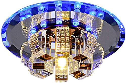 TFCFL Modern Crystal Ceiling Light