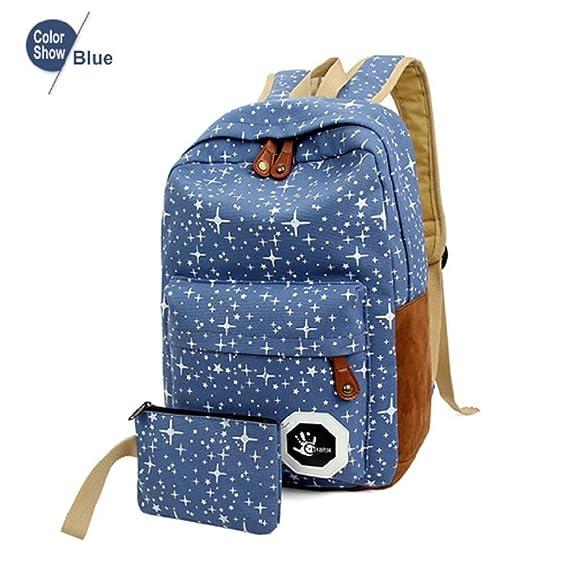 Amazon.com : Women Backpack Mochilas Feminina Sac A Dos Mochilas Mujer Teenage Girl School Bags Rucksack Back Pack Women Canvas Cute : Everything Else