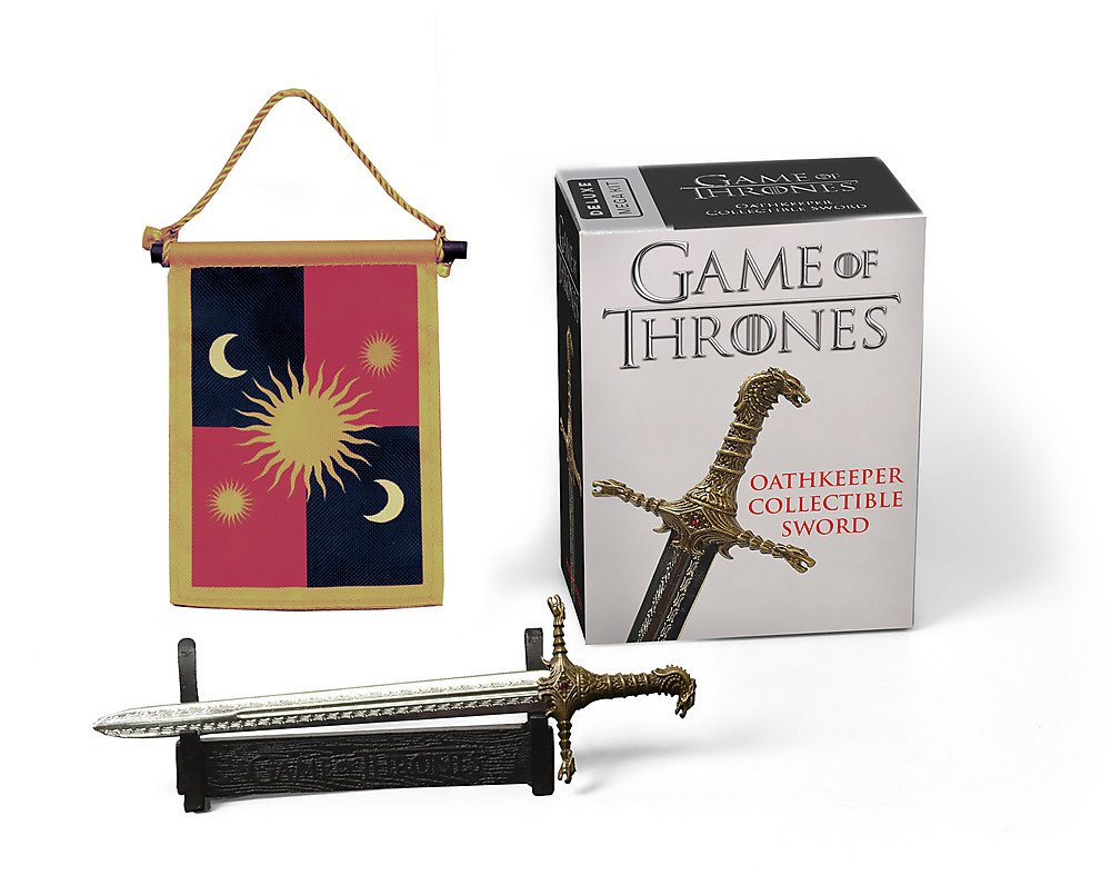 Game of Thrones: Oathkeeper (Miniature Editions)