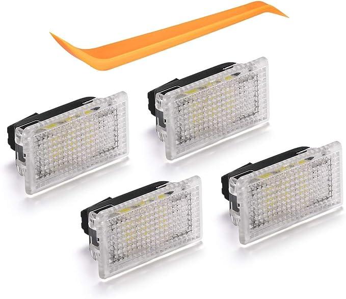 Hellere Kofferraum LED Beleuchtung