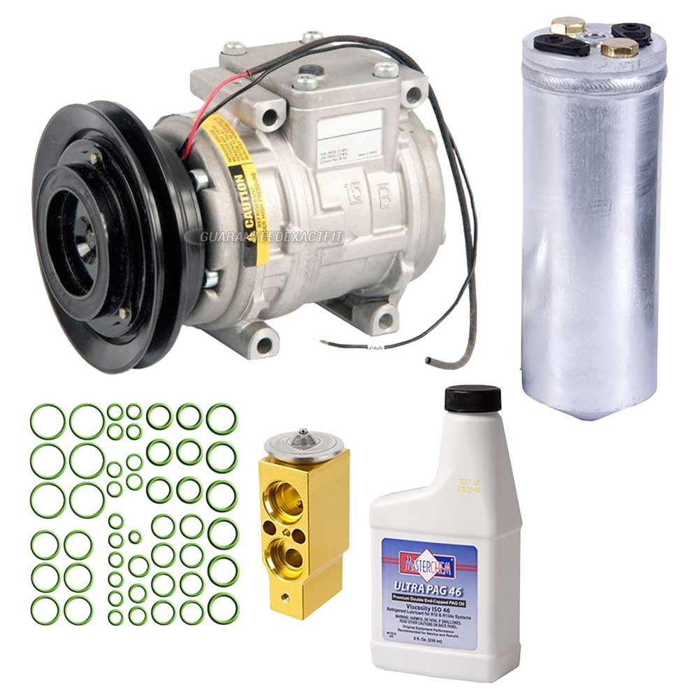 Nueva Original AC Compresor & embrague + a/c Kit de reparación para Mitsubishi Montero - buyautoparts 60 - 84706rn nuevo: Amazon.es: Coche y moto