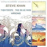 Steve Khan  -  Tightrope/The Blue Man/Arrows