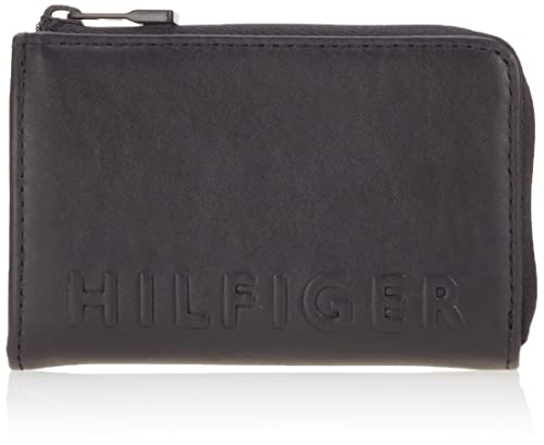 Tommy Hilfiger - Deboss Mini Zip Around, Monederos Hombre ...