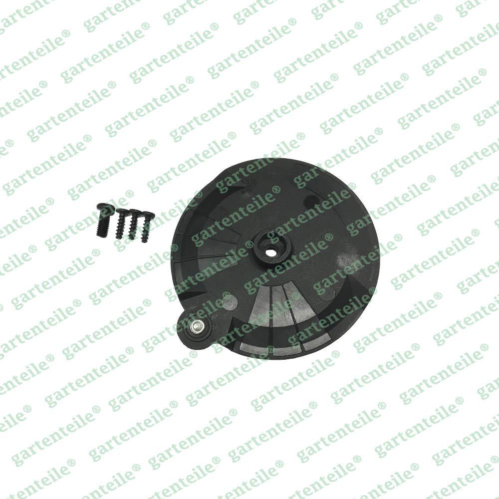 passend f/ür Akku Rasentrimmer FRTA 20 A1 LIDL IAN 282232 Kunststoffmesser mit Schneidscheibe Schneidpl/ättchen 60 Ersatzmesser Messer