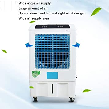FDURU Enfriador Climatizador Enfriador Aire Humidificador ...