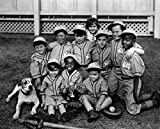 Little Rascals Our Gang Our Gang Baseball Team 8 x 10 Photo