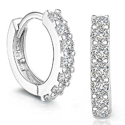 12bac8b15a21 DDLBiz Layies Argolla de plata con vidriantes