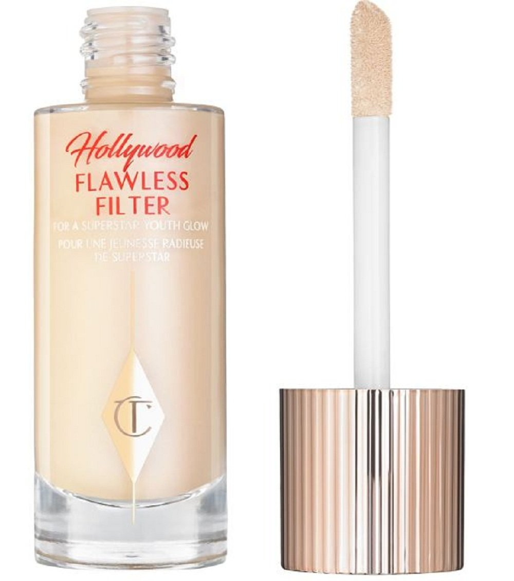 Esclusivo Charlotte Tilbury Hollywood impeccabile filtro, per lei, Trending, Best Seller Hollywood Flawless Filter