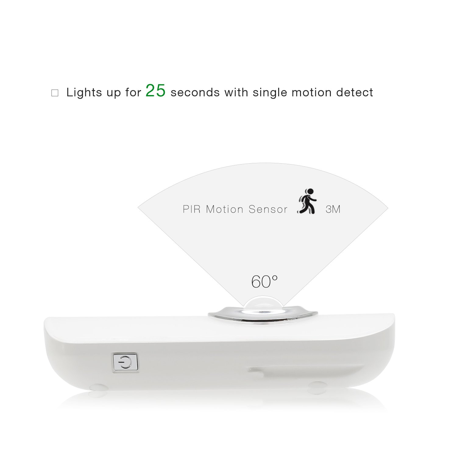 Sensky 3-in-1 Motion Rechargeable Night Light