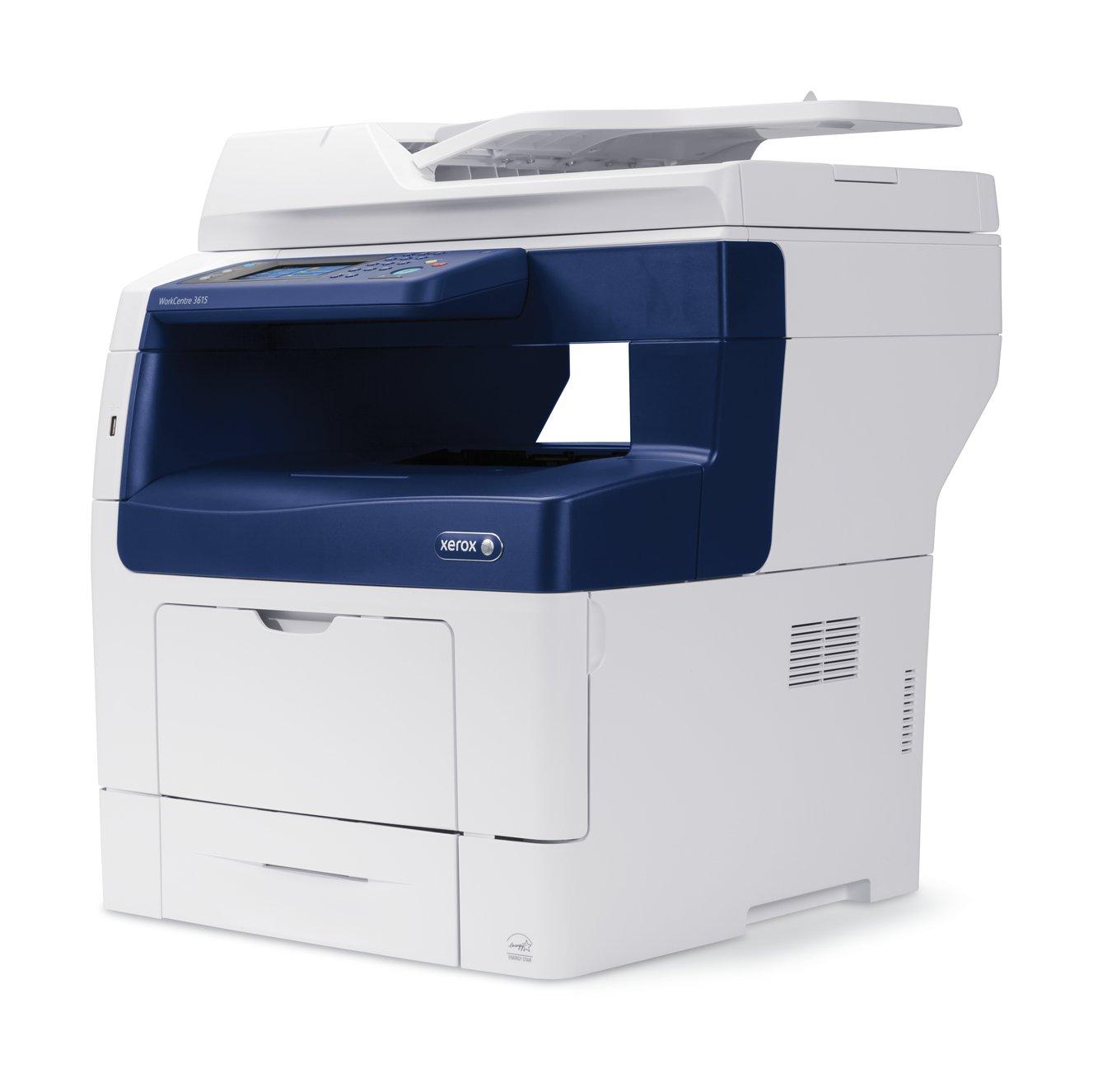 Xerox WorkCentre 3615/DN Monochrome Laser Multifunction Printer