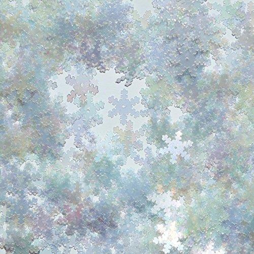 Snowflake Sequin Paillette 15mm (5/8