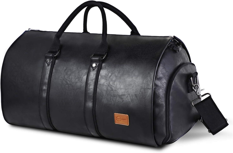 Amazon.com: Bolsa de viaje convertible para ropa, bolsa de ...