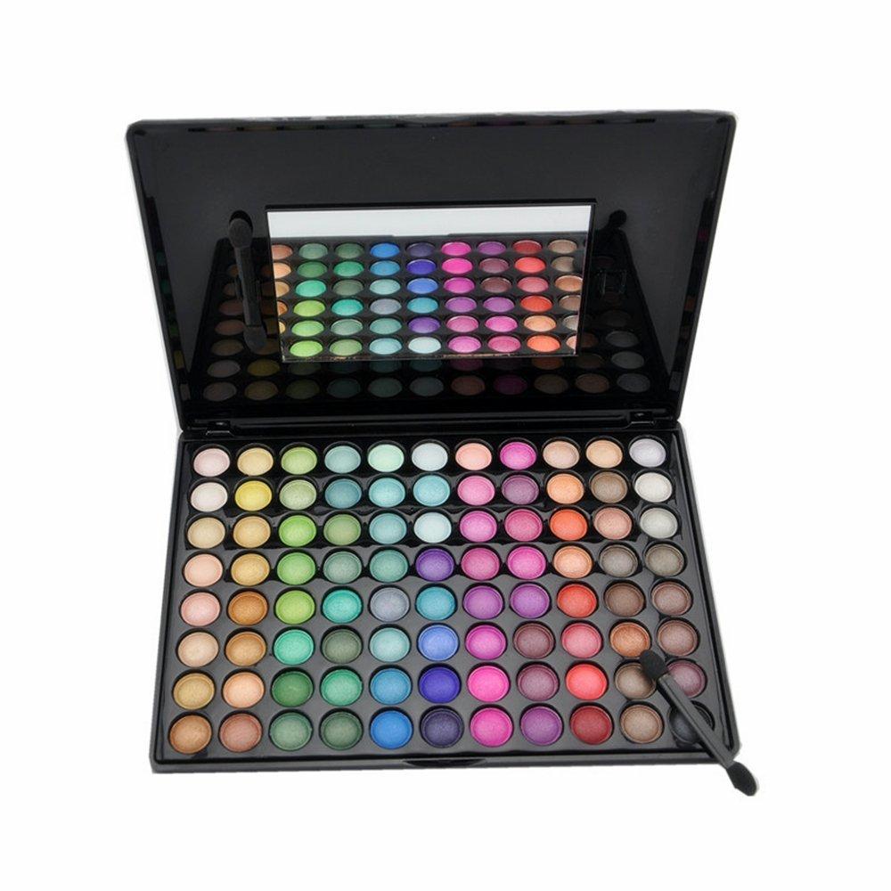 JasCherry 88 Colori Palette Ombretti Ombretto Trucco Cosmetico - Nuovo Eyeshadow Make Up Palette Adattabile a Uso Professionale che Privato #2