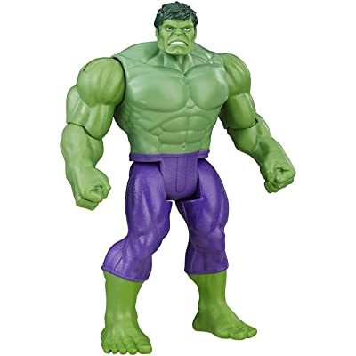 Marvel Avengers Hulk 6-in Basic Action Figure: Toys & Games