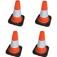 TC-30Fx4 Juego de conos de tráfico (4 unidades