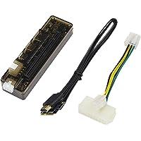 EXP GDC PCI-E Adaptadores, PCIe PCI-E V8.4D EXP GDC Externer Laptop Grafikkarte Dock/Laptop Docking Station (Mini pci-e-schnittstelle Version)