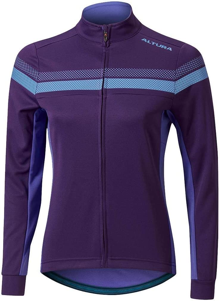 Altura Night Vision IV Ladies Long Sleeve Cycling Jersey