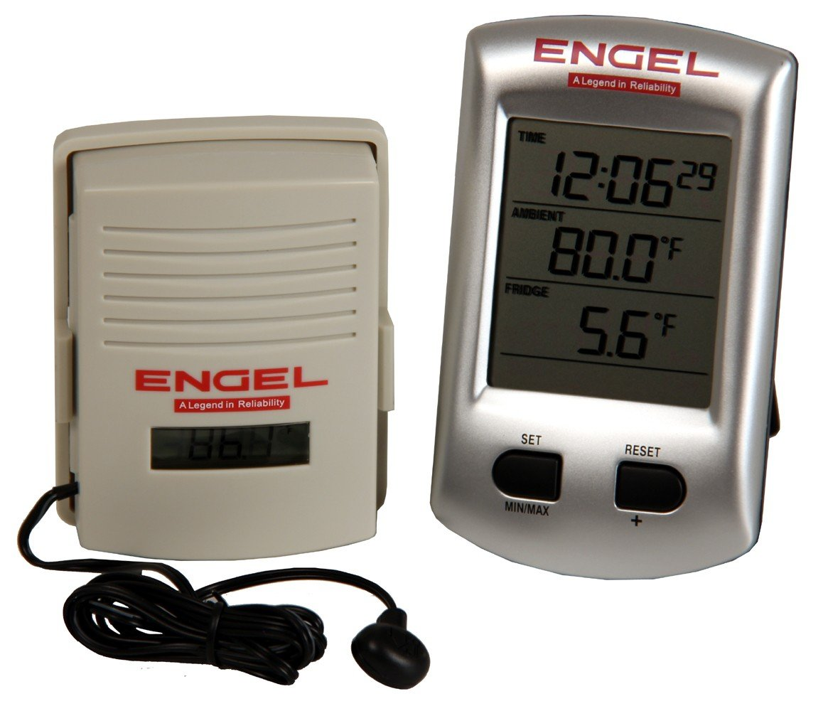 ENGEL USA Wireless Cooler Thermometer by ENGEL
