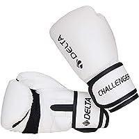 Delta Challenger Dura Strong Beyaz Siyah Boks Eldiveni Bks Eldchallengerbey10