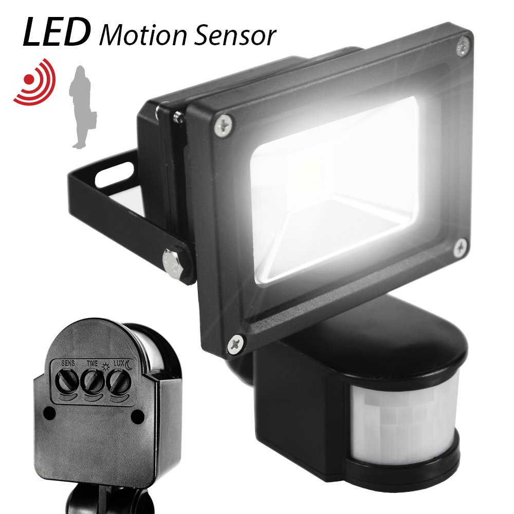 Amazon.com: SODIAL LED Security Light Infrared PIR Motion