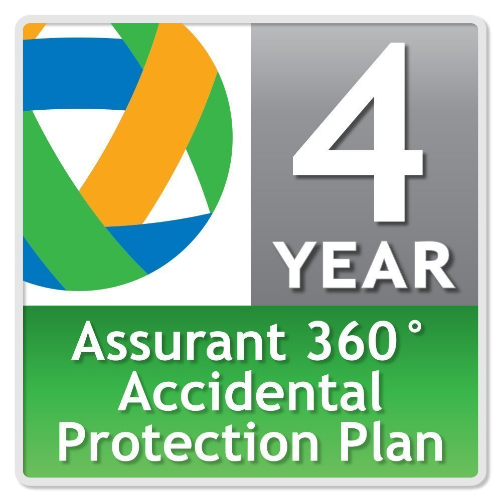 Assurant 4-Year Camera Protection Plan with Accidental Damage ($0-$24.99)