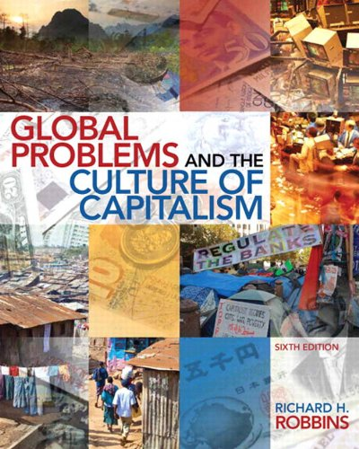 Download Global Problems and the Culture of Capitalism (6th Edition) Pdf