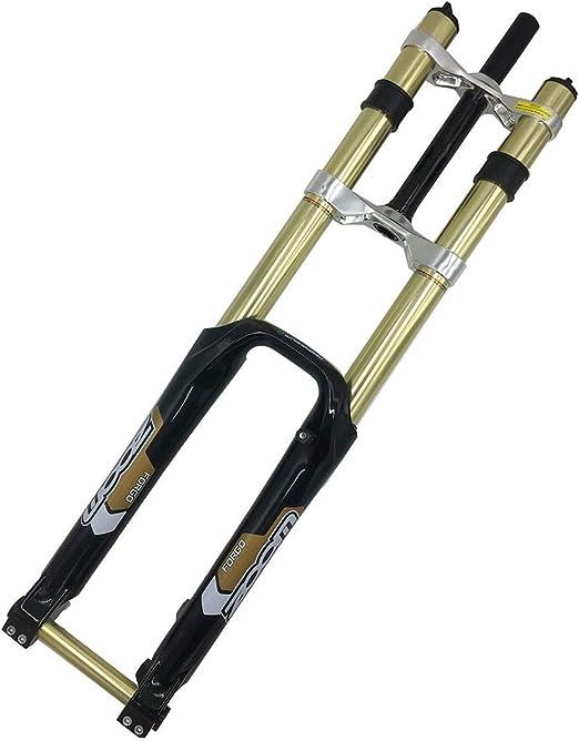 Horquilla neumática Horquilla de suspensión Horquilla de Bicicleta Horquilla de suspensión neumática 26