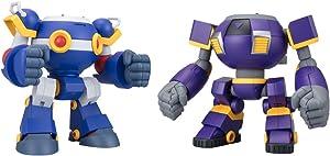Bandai Shokugan Super Mini-pla Ride Armor Mega Man
