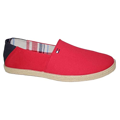 Tommy Hilfiger Easy Summer Slip On, Alpargatas para Hombre: Amazon.es: Zapatos y complementos