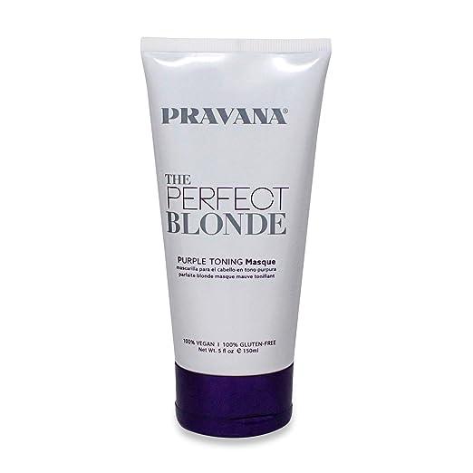 5. Pravana The Perfect Blonde Purple Toning Masque