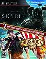 The Elder Scrolls V: Skyrim & Bioshock Infinite Greatest Hits Bundle - PlayStation 3