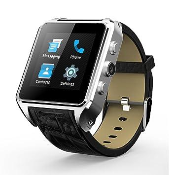 Reloj inteligente X01P STANDALONE Xinyi teléfono con sistema android de pulsera con hueco tarjeta SIM cámara