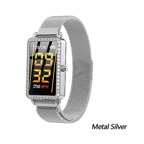 FANZIFAN Reloj Inteligente Reloj Inteligente IP67 Impermeable ...