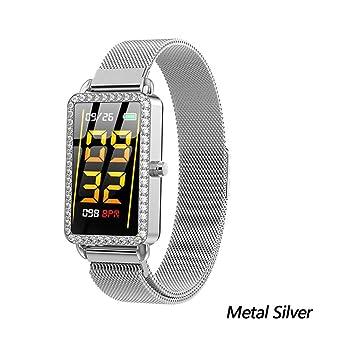 FANZIFAN Reloj Inteligente Reloj Inteligente IP67 ...