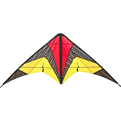 HQ Kites and Designs 11234660 Quickstep II Kite, Graphite: Sports & Outdoors