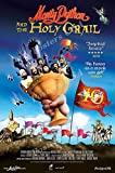 Posters USA - Monty Python and the Holy Grail Movie Poster GLOSSY FINISH - MOV017 (24'' x 36'' (61cm x 91.5cm))