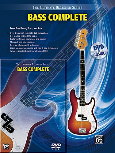 The Ultimate Beginner Series Bass Complete ()