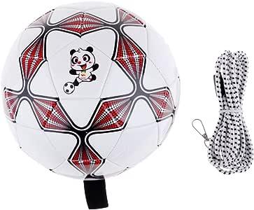 MagiDeal 1 Pieza de Balón de Fútbol para Entrenamiento al Aire ...