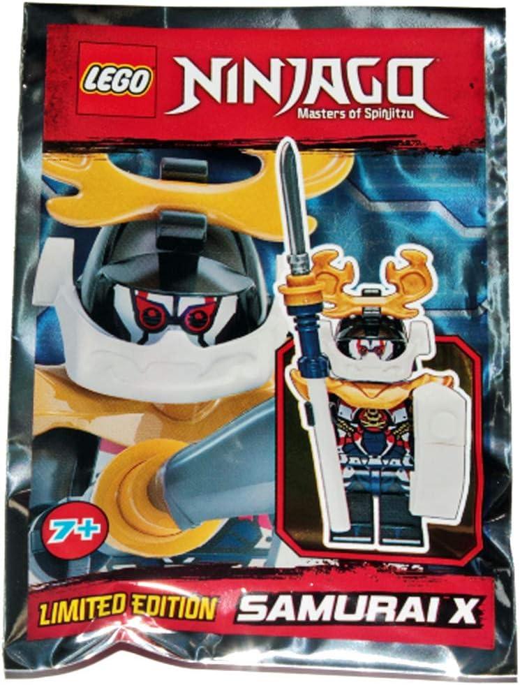 LEGO Ninjago - Limited Edition - Masters of Spinjitzu - Samurai X - foil Pack