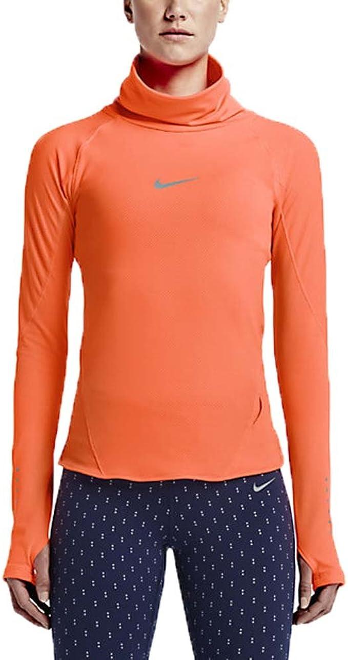 NIKE Womens Aeroreact Pullover Running