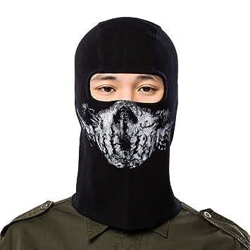 d9dd0ca5b4e lotus.flower Balaclava Fleece Hood   Ski Mask with Air Mask - Waterproof  Windproof Cold